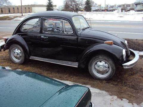 1970 Volkswagen Beetle for sale at Marshall Motors Classics in Jackson Michigan MI