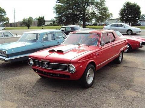 1964 Dodge Dart for sale at Marshall Motors Classics in Jackson Michigan MI