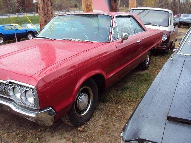 1965 Dodge Monaco for sale at Marshall Motors Classics in Jackson MI
