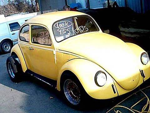 1961 Volkswagen Beetle for sale at Marshall Motors Classics in Jackson Michigan MI