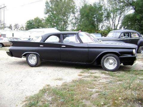1960 Chrysler Windsor for sale at Marshall Motors Classics in Jackson Michigan MI