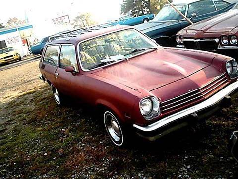 1977 Chevrolet Vega for sale at Marshall Motors Classics in Jackson Michigan MI