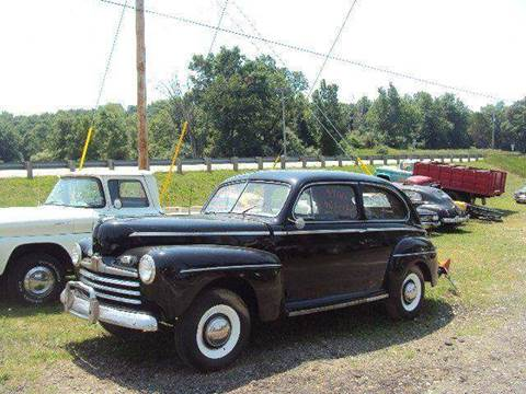 1946 2 DR CUSTOM for sale at Marshall Motors Classics in Jackson Michigan MI