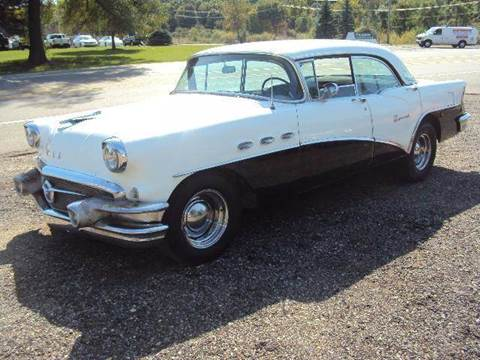 1956 Buick Roadmaster for sale at Marshall Motors Classics in Jackson Michigan MI