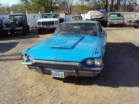 1964 Ford Thunderbird for sale at Marshall Motors Classics in Jackson Michigan MI