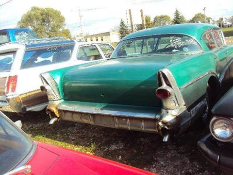 1957 Buick Roadmaster for sale at Marshall Motors Classics in Jackson Michigan MI