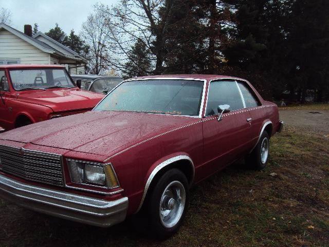 1979 Chevrolet Malibu for sale at Marshall Motors Classics in Jackson Michigan MI