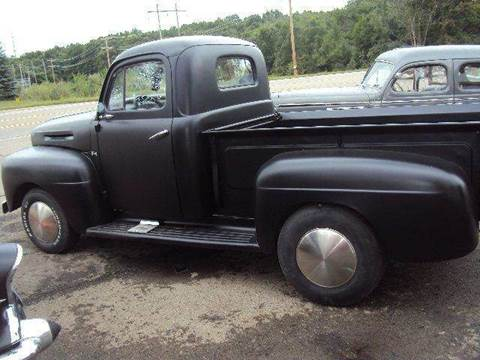 1950 Ford E-100 for sale at Marshall Motors Classics in Jackson Michigan MI
