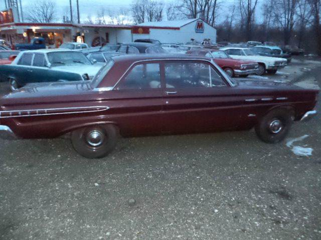1964 Mercury Comet for sale at Marshall Motors Classics in Jackson Michigan MI