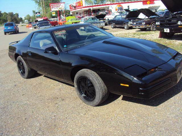 1987 Pontiac Trans Am for sale at Marshall Motors Classics in Jackson Michigan MI