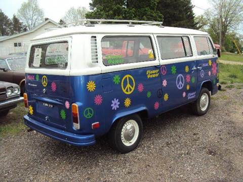 1973 Volkswagen EuroVan for sale at Marshall Motors Classics in Jackson Michigan MI