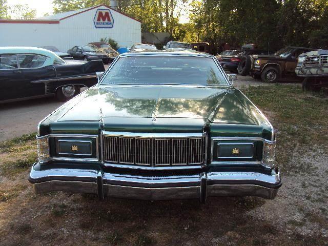 1978 Mercury marquios for sale at Marshall Motors Classics in Jackson Michigan MI