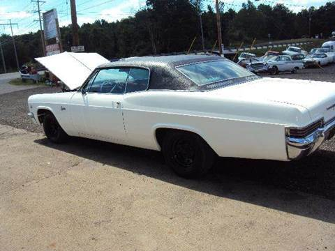 1966 Chevrolet Caprice for sale at Marshall Motors Classics in Jackson Michigan MI