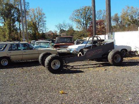1982 mud/trail/sand buggy for sale at Marshall Motors Classics in Jackson MI