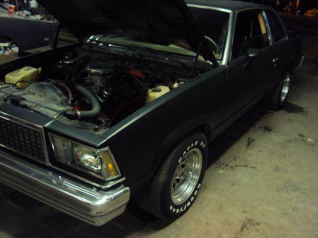1978 Chevrolet Malibu for sale at Marshall Motors Classics in Jackson Michigan MI