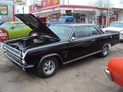1965 AMC Rambler for sale at Marshall Motors Classics in Jackson Michigan MI