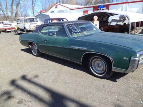 1969 Buick lasaber for sale at Marshall Motors Classics in Jackson Michigan MI