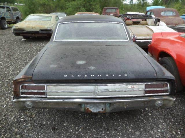 1965 Oldsmobile Cutlass for sale at Marshall Motors Classics in Jackson MI