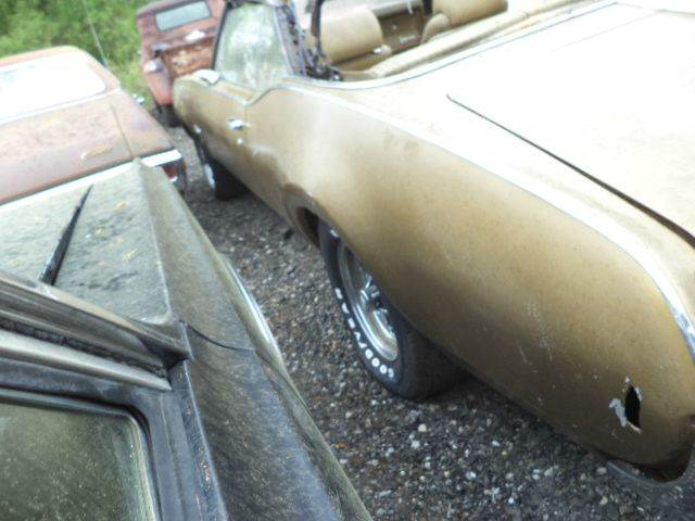 1969 Oldsmobile Cutlass for sale at Marshall Motors Classics in Jackson MI