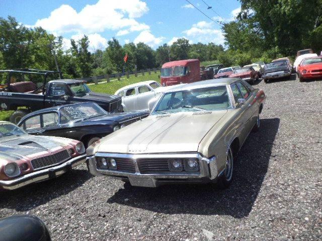 1969 Buick Estate Wagon for sale at Marshall Motors Classics in Jackson MI