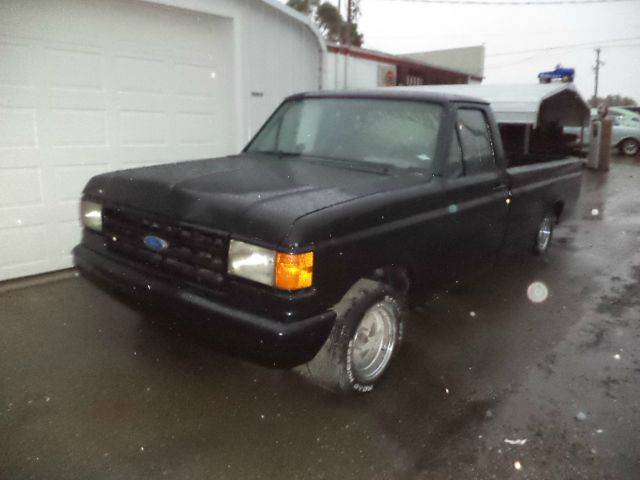 1991 Ford E-150 for sale at Marshall Motors Classics in Jackson MI
