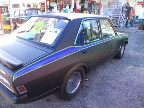 1971 Dodge Colt for sale at Marshall Motors Classics in Jackson MI