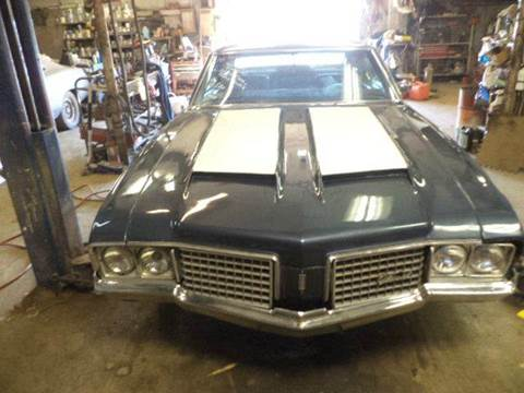 1970 olds cutlass s442 clone  for sale at Marshall Motors Classics in Jackson Michigan MI