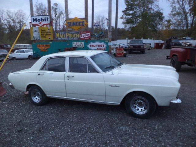 1966 Ford Falcon for sale at Marshall Motors Classics in Jackson Michigan MI