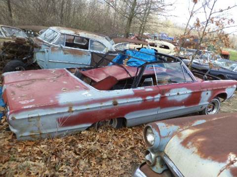 1966 Plymouth Fury for sale at Marshall Motors Classics in Jackson MI