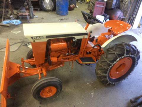 1959 Case IH  tractor for sale at Marshall Motors Classics in Jackson Michigan MI