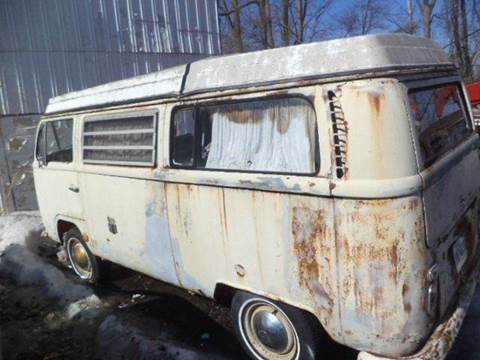 1969 Volkswagen EuroVan for sale at Marshall Motors Classics in Jackson Michigan MI