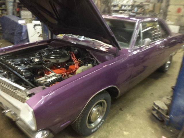 1969 Dodge Dart for sale at Marshall Motors Classics in Jackson Michigan MI