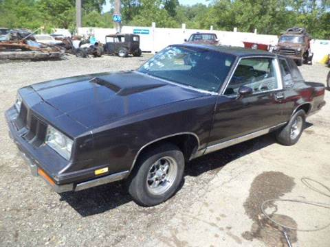 1982 Oldsmobile Cutlass for sale at Marshall Motors Classics in Jackson Michigan MI