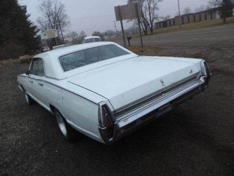 1968 Ford mercury  monery for sale at Marshall Motors Classics in Jackson Michigan MI