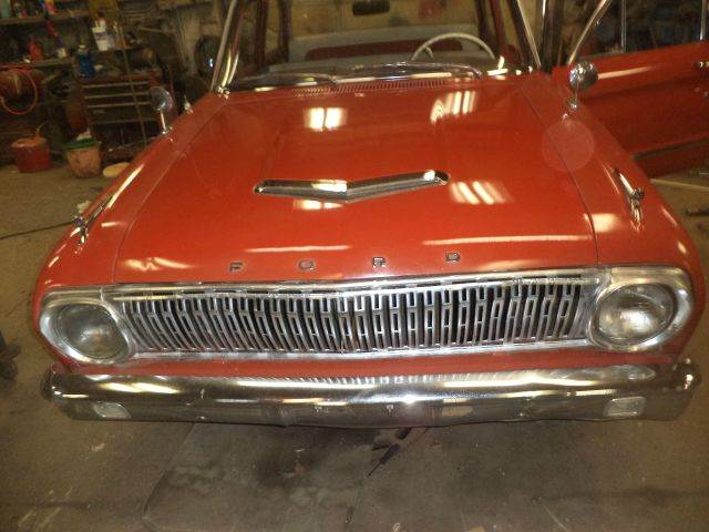 1962 Ford Falcon for sale at Marshall Motors Classics in Jackson Michigan MI