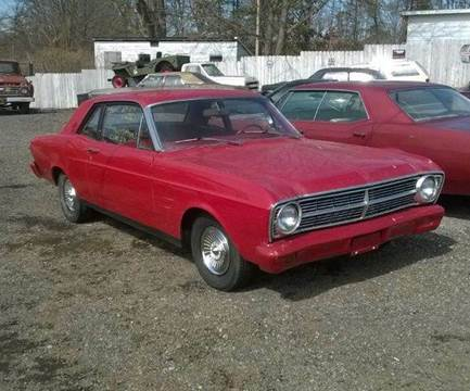 1967 Ford Falcon for sale at Marshall Motors Classics in Jackson MI
