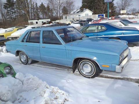 1978 Mercury Zephyr for sale at Marshall Motors Classics in Jackson Michigan MI