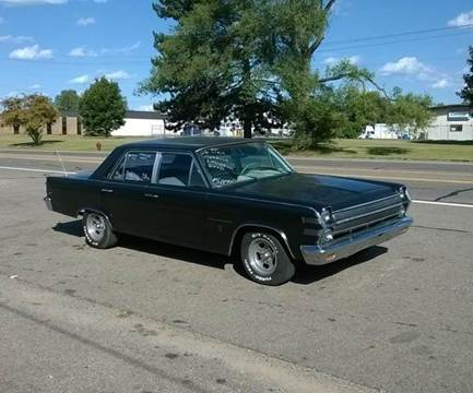 1966 AMC Ambassador for sale at Marshall Motors Classics in Jackson Michigan MI
