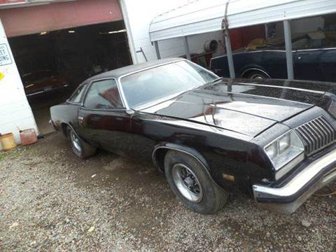 1976 Oldsmobile Cutlass for sale at Marshall Motors Classics in Jackson Michigan MI