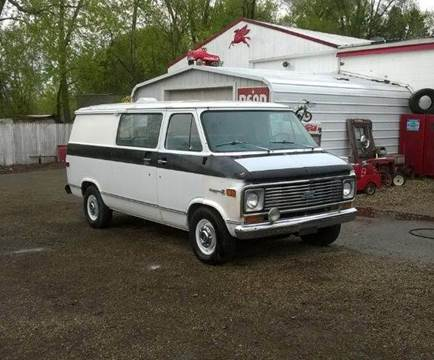 1972 Chevrolet Chevy Van 20 for sale at Marshall Motors Classics in Jackson Michigan MI