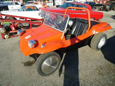 1958 Volkswagen Speed Buggy for sale at Marshall Motors Classics in Jackson MI