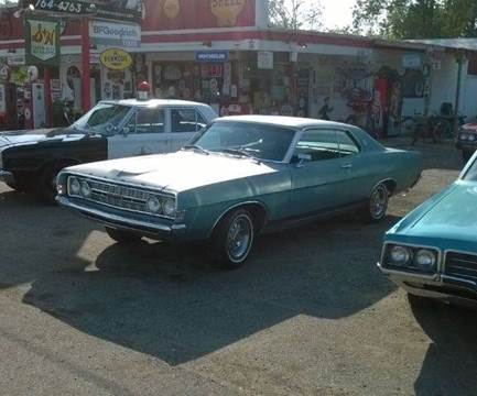 1968 Ford Torino for sale at Marshall Motors Classics in Jackson Michigan MI