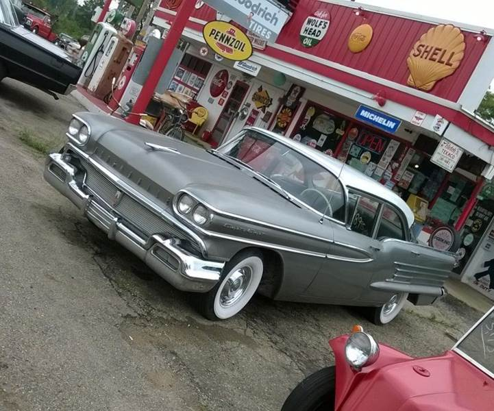 1958 Oldsmobile Eighty-Eight for sale at Marshall Motors Classics in Jackson MI