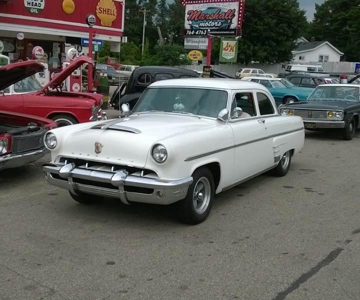 1953 Mercury Monterey for sale at Marshall Motors Classics in Jackson Michigan MI