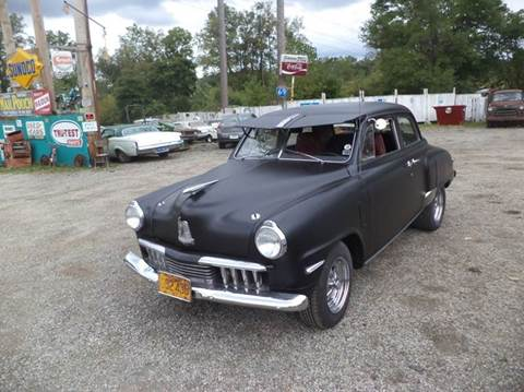 1947 Studebaker Champion for sale at Marshall Motors Classics in Jackson Michigan MI