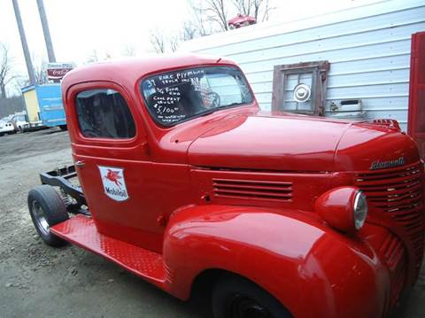 1939 Plymouth Deluxe for sale at Marshall Motors Classics in Jackson MI