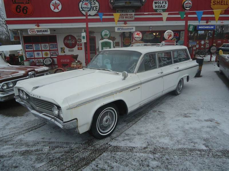 1963 Oldsmobile Super 88 for sale at Marshall Motors Classics in Jackson MI