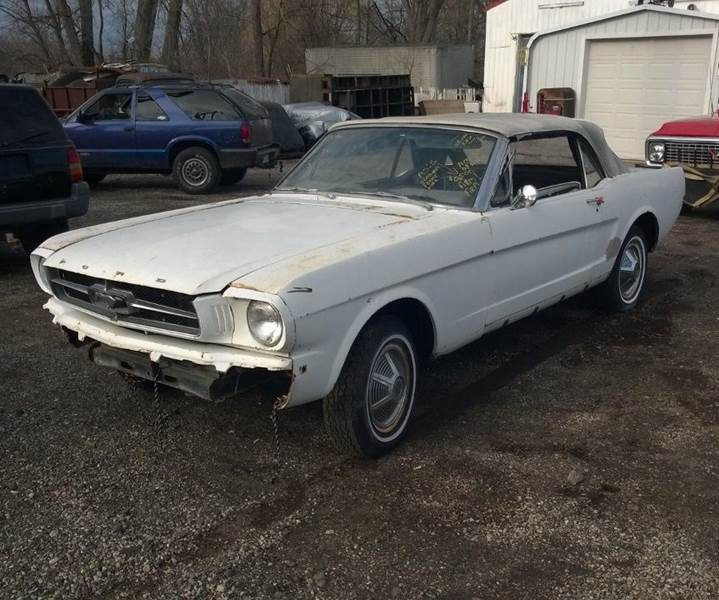 1966 Ford Mustang car for sale in Detroit