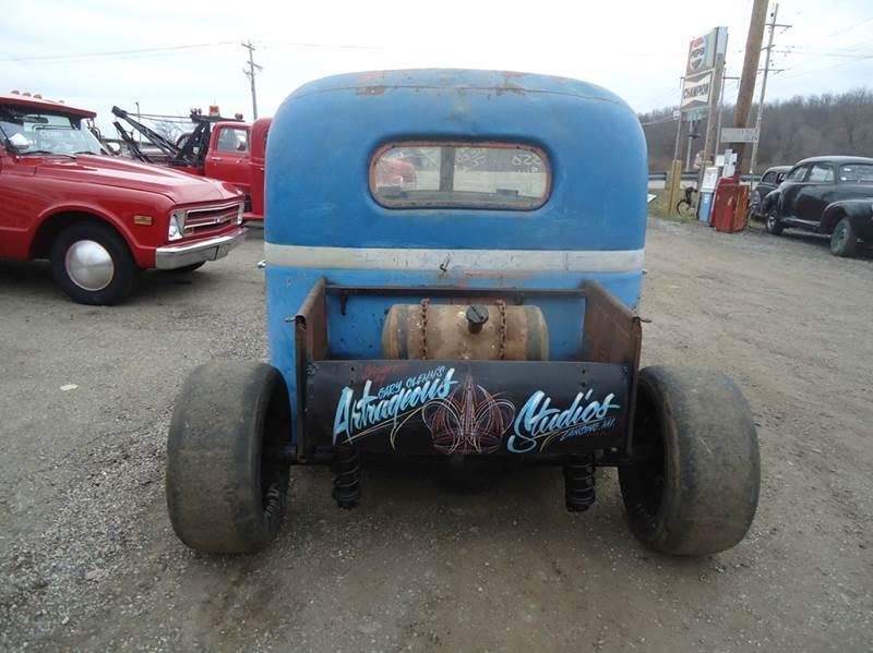 1939 Diamond-T Rat Rod RAT In Jackson Michigan MI - Marshall Motors ...