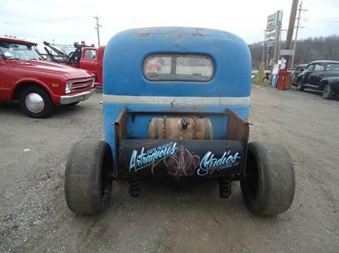1939 Diamond-T RAT ROD for sale at Marshall Motors Classics in Jackson Michigan MI